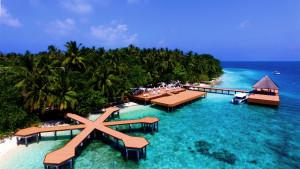 Fihalhohi Island Resort, fotka 1
