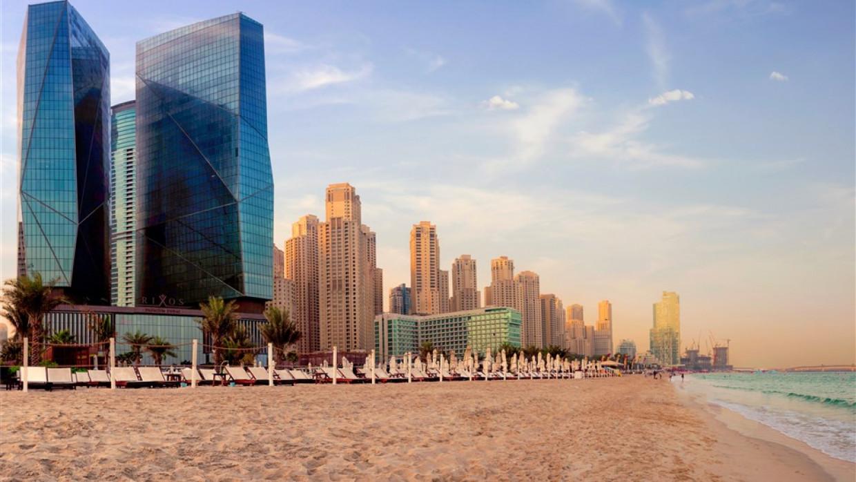 Rixos Premium Dubai, fotka 4