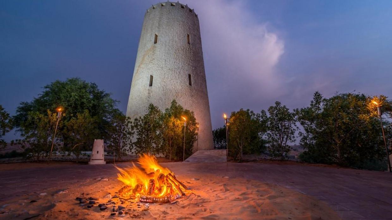 The Ritz-Carlton Ras Al Khaimah (Al Wadi Desert), fotka 7