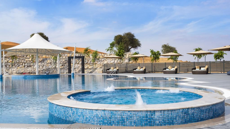 The Ritz-Carlton Ras Al Khaimah (Al Wadi Desert), fotka 10