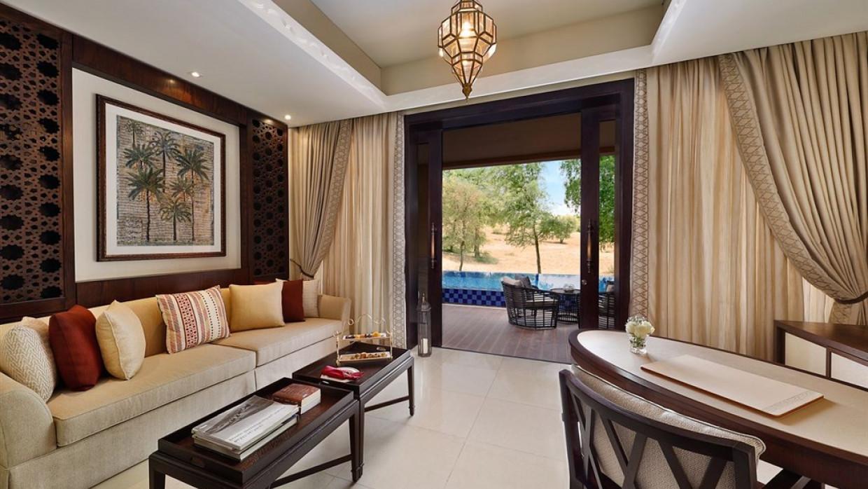 The Ritz-Carlton Ras Al Khaimah (Al Wadi Desert), fotka 14