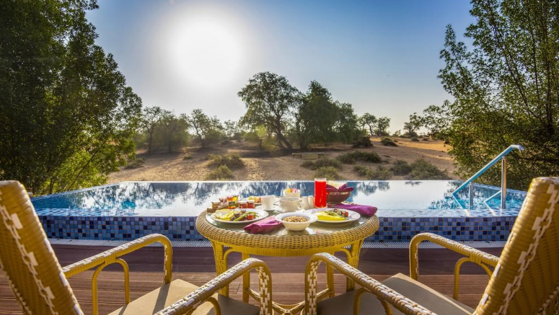 The Ritz-Carlton Ras Al Khaimah (Al Wadi Desert), fotka 16