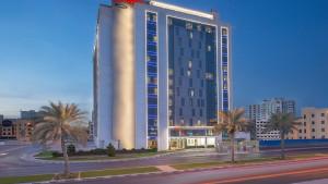 Hampton By Hilton Dubai, fotka 1