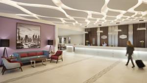 Hampton By Hilton Dubai, fotka 2