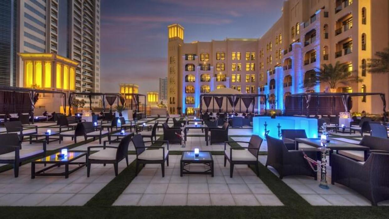 Bahi Ajman Palace Hotel, fotka 11