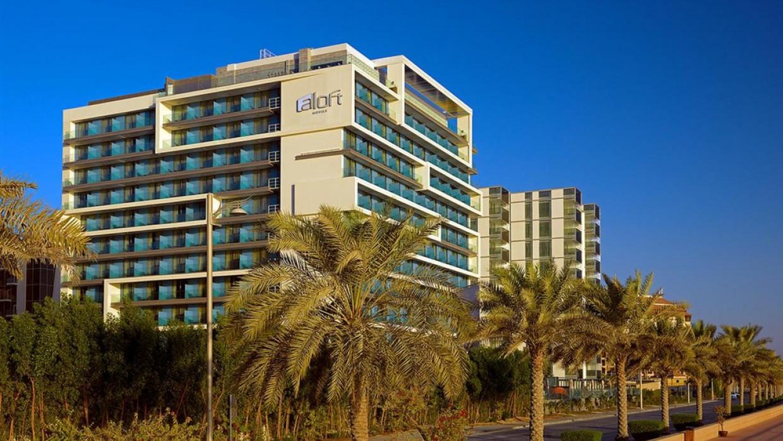 Aloft Palm Jumeirah, fotka 0