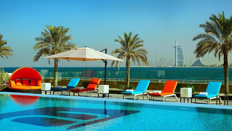 Aloft Palm Jumeirah, fotka 7