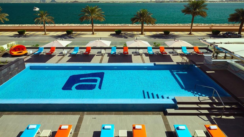 Aloft Palm Jumeirah, fotka 10
