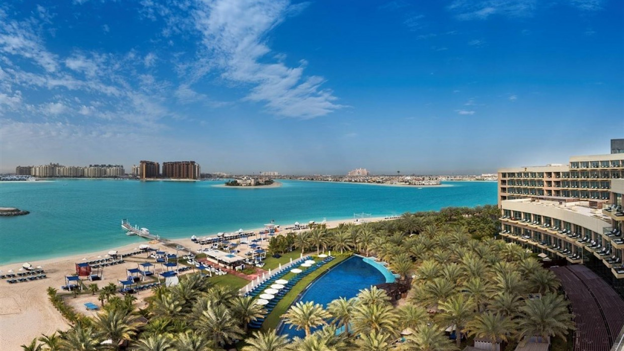 Rixos The Palm Hotel & Suites, fotka 8