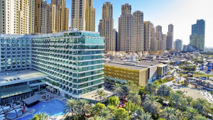 Hilton Dubai Jumeirah, fotka 0