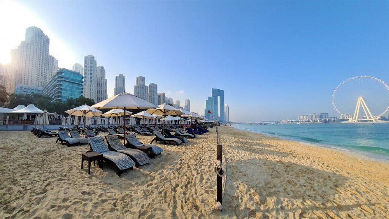 Hilton Dubai Jumeirah, fotka 1