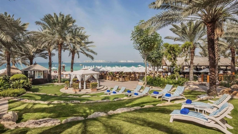 Hilton Dubai Jumeirah, fotka 4