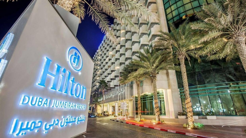 Hilton Dubai Jumeirah, fotka 6