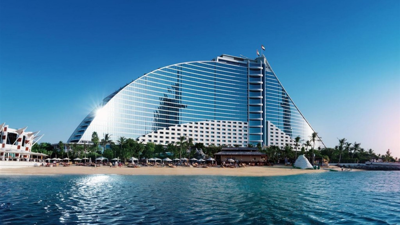 Jumeirah Beach Hotel, fotka 0