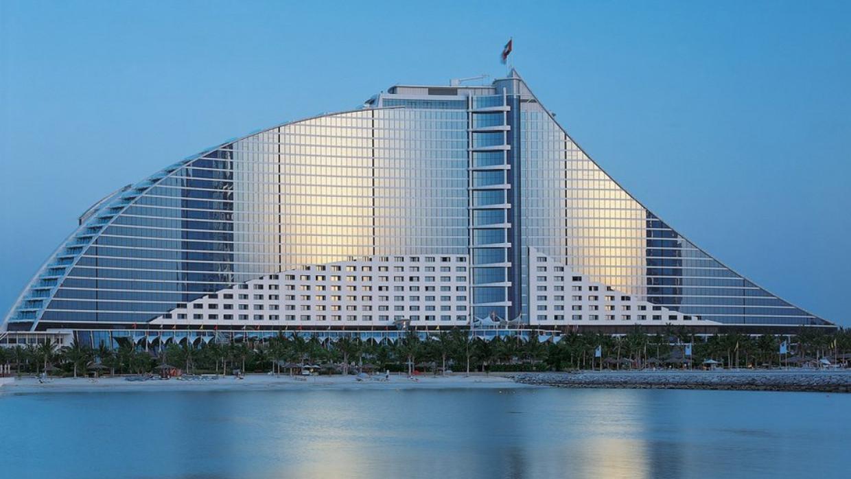 Jumeirah Beach Hotel, fotka 1