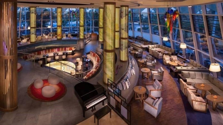 Jumeirah Beach Hotel, fotka 4