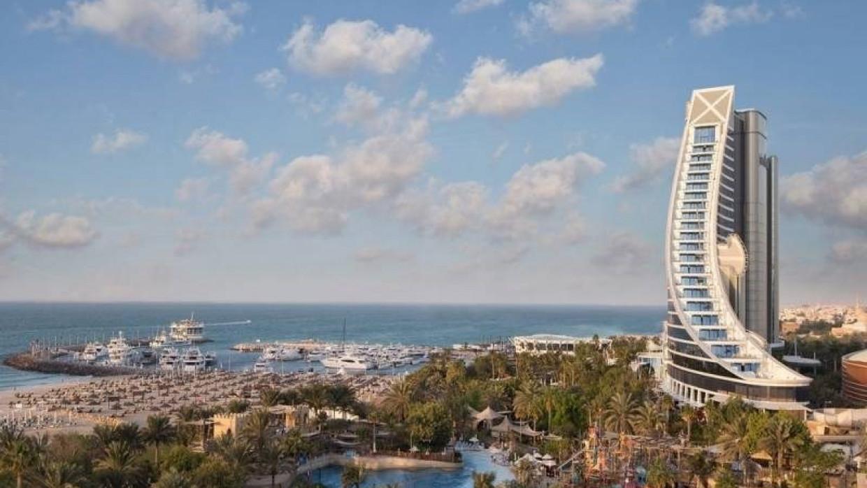 Jumeirah Beach Hotel, fotka 6