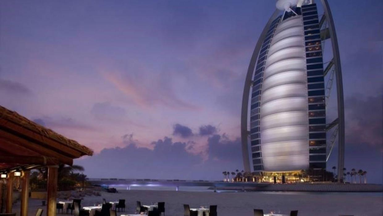 Jumeirah Beach Hotel, fotka 7