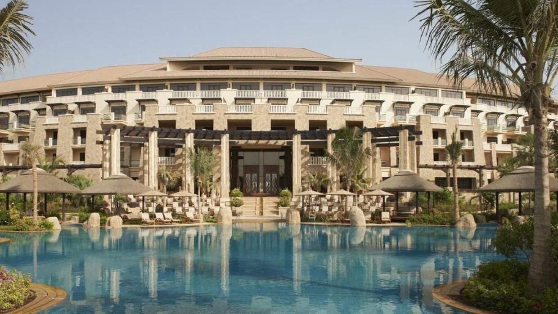 Sofitel Dubai The Palm Resort and Spa, fotka 1