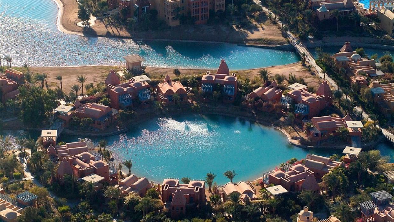 Sheraton Miramar Resort El Gouna, fotka 1