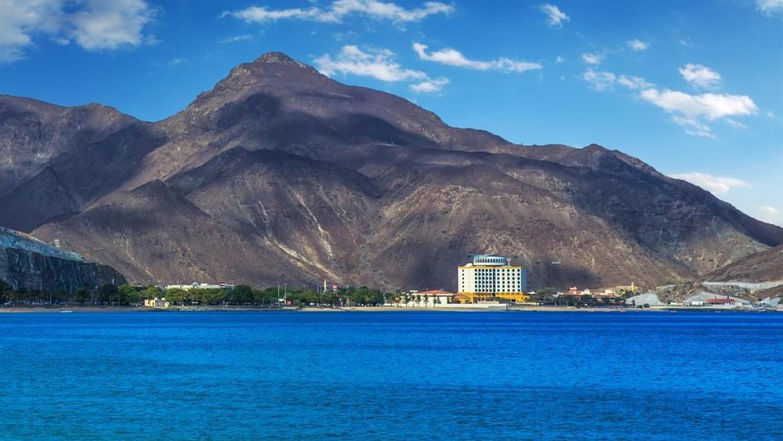 Oceanic Khorfakkan Resort & Spa, fotka 14