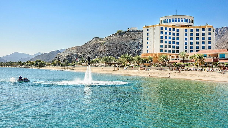 Oceanic Khorfakkan Resort & Spa, fotka 16