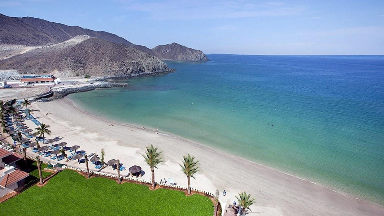 Oceanic Khorfakkan Resort & Spa, fotka 18