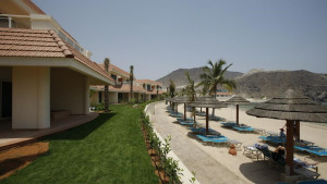 Oceanic Khorfakkan Resort & Spa, fotka 19