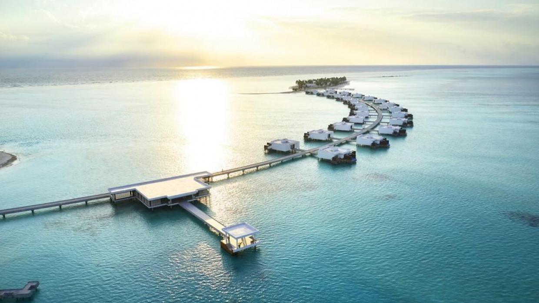 Riu Palace Maldivas, fotka 1
