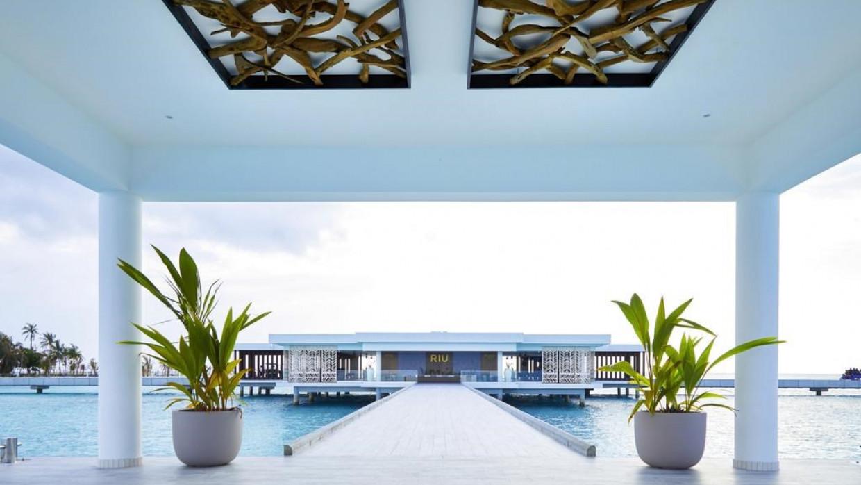 Riu Palace Maldivas, fotka 6