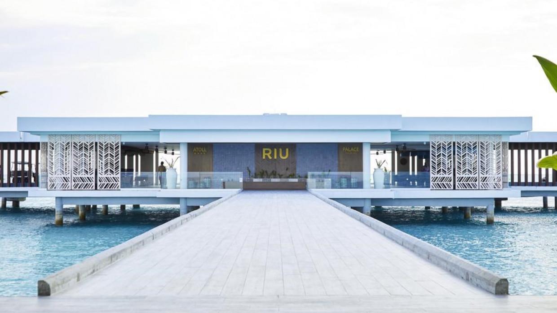 Riu Palace Maldivas, fotka 8