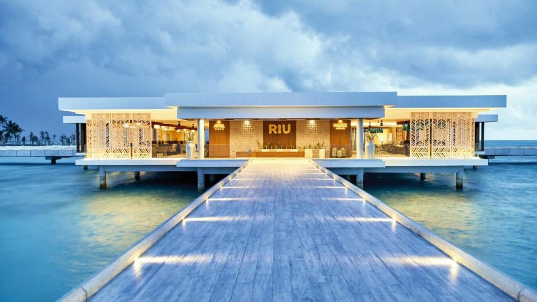 Riu Palace Maldivas, fotka 9