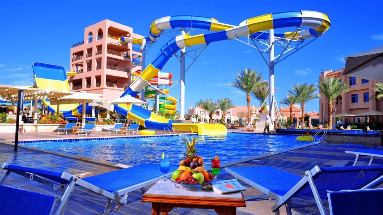 Albatros Aqua Park Resort, fotka 2