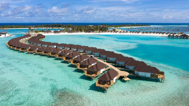 Sun Siyam Olhuveli Maldives, fotka 1
