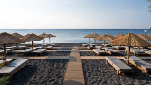 Kamari Beach, fotka 8