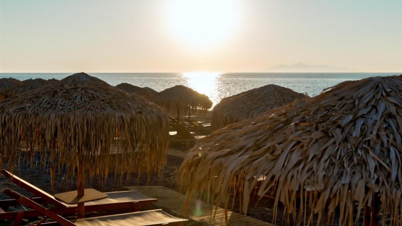 Kamari Beach, fotka 9