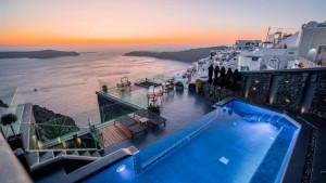 Kivotos Hotels & Villas Santorini, fotka 0