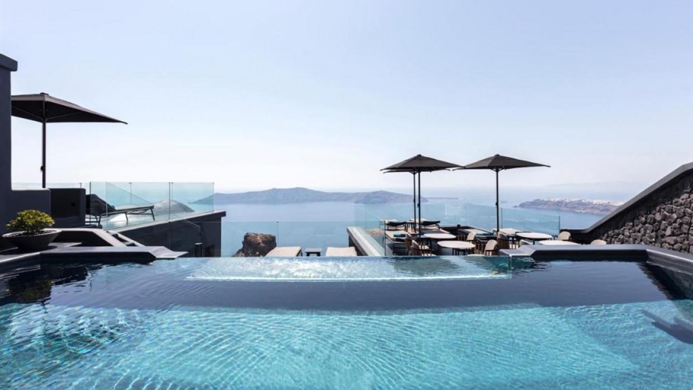 Kivotos Hotels & Villas Santorini, fotka 1