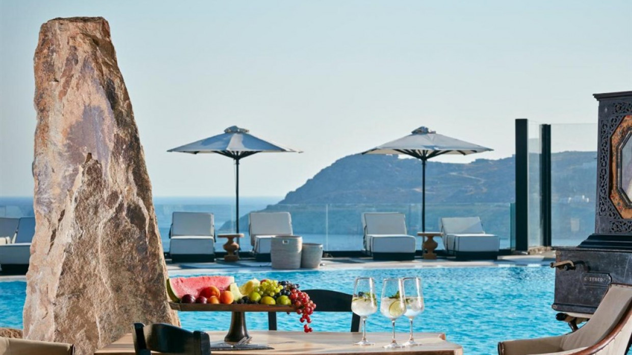 Royal Myconian - Leading Hotels of the World, fotka 1