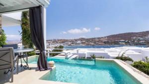 Kivotos Hotels & Villas Mykonos, fotka 3
