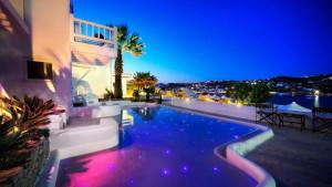 Kivotos Hotels & Villas Mykonos, fotka 15