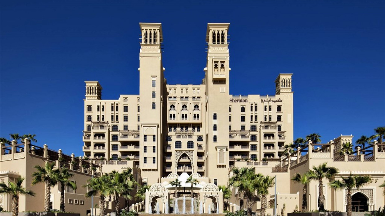 Sheraton Sharjah Beach Resort & Spa, fotka 18