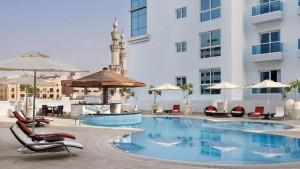 Hyatt Place Dubai Al Rigga, fotka 2