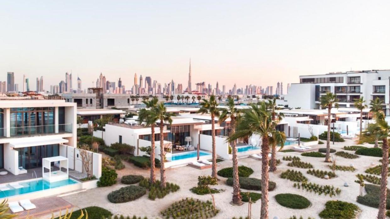 Nikki Beach Resort & Spa Dubai, fotka 1