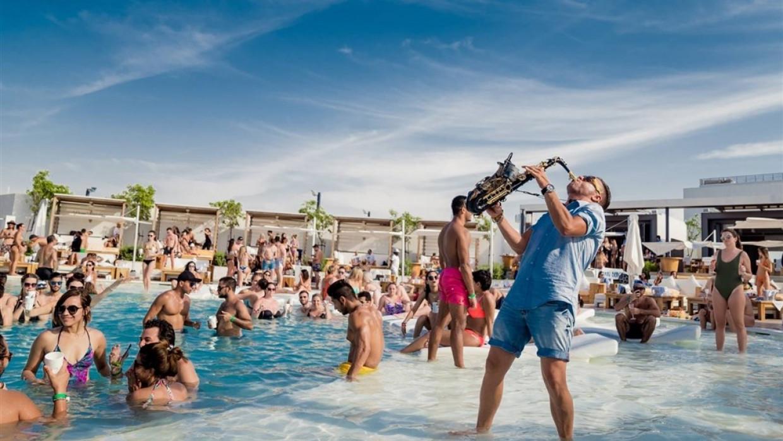 Nikki Beach Resort & Spa Dubai, fotka 7
