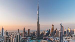 Armani Hotel Dubai, fotka 1