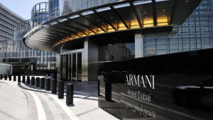 Armani Hotel Dubai, fotka 2