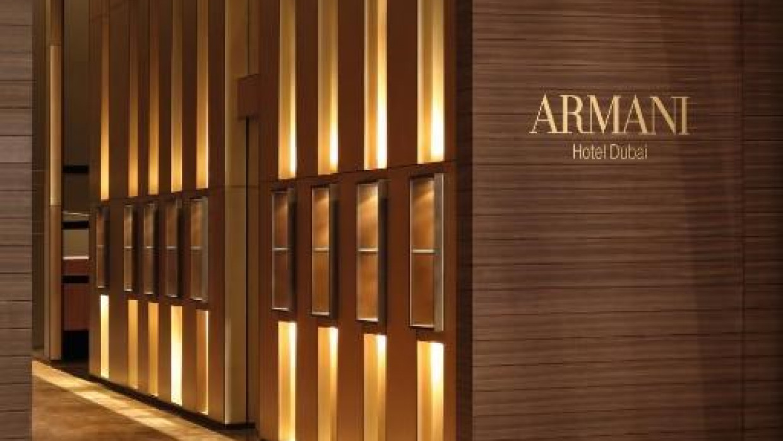 Armani Hotel Dubai, fotka 9