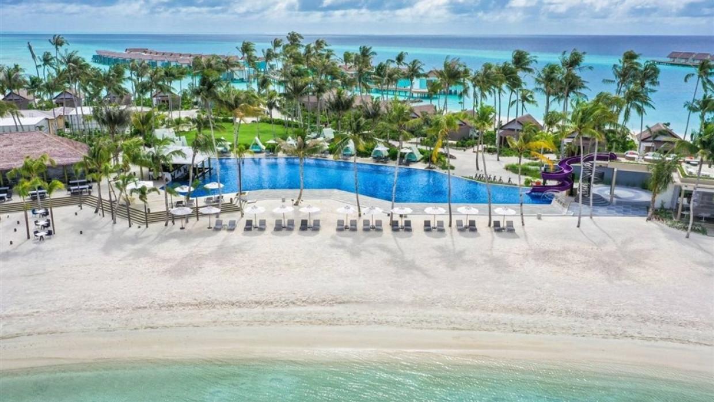 Hard Rock Hotel Maldives, fotka 1