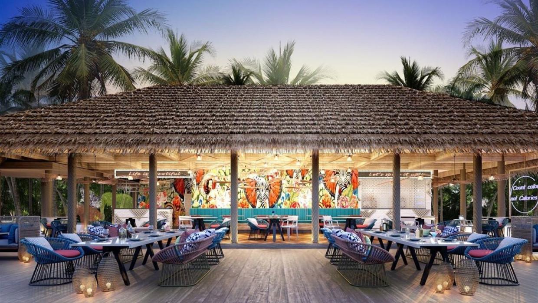 Hard Rock Hotel Maldives, fotka 5